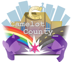 Camelot County World Logo by ReyJJJ