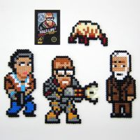 Half-Life 2 - 8-bit Magnets by arcade-art