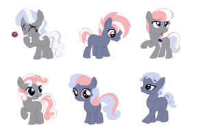 Prim x Hoity adopts - 2 points - CLOSED by theWeaverofTales