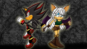 SHADOW AND ROUGE IN THE FUTURE by nyctoshing