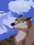 This is where I belong - Aleu by Stormchaser-Lioness
