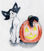 Halloween Baby by Duchess-of-Dismal