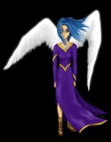Another angel by Ajna357