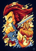 Thundercats by anggatantama