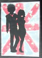 Sid and Nancy forever by konfusion-with-a-k