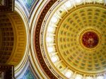 Capitol Ceiling by yopojoe