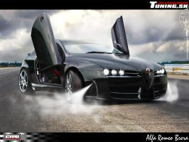 Alfa Romeo Brera by CypoDesign