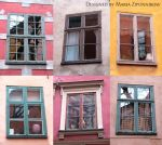 Windows - Stockholm by masza