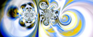 Abstract/Fractal 177 by StationAperture