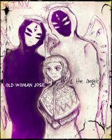 Old woman Josie by xXLovesXAnimeXx