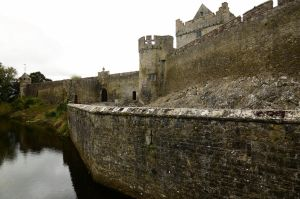 Cahir Castle - 2 by mjconns