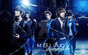mBlaq wallpaper by Alysu08