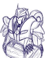 TFP Knockout sketch by Wrecker-lady