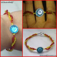 Iron Man Bracelet by TesseractGlow