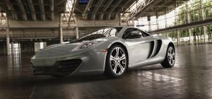 McLaren MP4-12C by TheImNobody