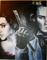 Sweeney Todd by MallorySmallory