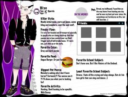 BIO: Bixe Son of Sparda MH OC 3 by flareup03