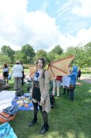 014 Cosplay Picnic On the Common, Steam Punk Style by Miss-Tbones