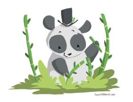Business Panda by squidbrains