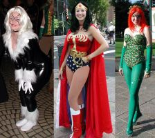 DragonCon: Comic Grrls by CanisCamera