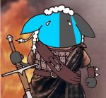William Wallace Sheep by PhilipBedard