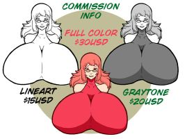 Commission Info by gigaoppai