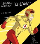 Young Justice Legacy count down 03 by riyancyy777