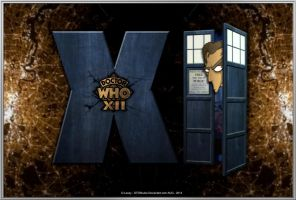 Xii Dr Who New : Peter Capaldi by dtdstudio