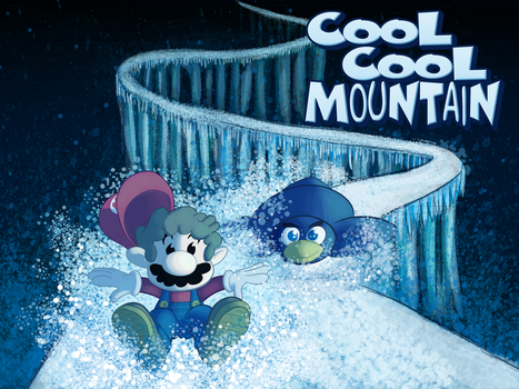 OILD: Cool Cool Mountain by CousinTed