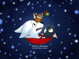 BOLT::. Merry Christmas by MarticusProductions