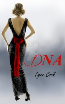 DNA - Book Cover for Lynn Cook by EldritchRubies