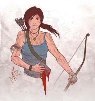 Lara: Endure by Alexandra-Auditore