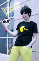 Blood Lad - Skully by Gol-D-Ace