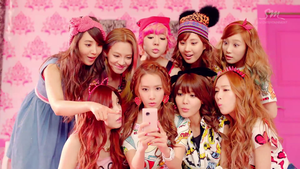 [SC] SNSD - Dancing Queen MV by imawesomeee03