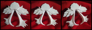 AC II Ezio's Belly Insignia by Trujin