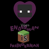 Enderman is Frenderman by lordvipes
