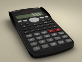 Casio Scientific Calculator by TeoNikif