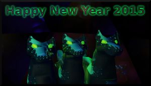 Happy New Year 2015 by Miarath