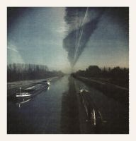 Holga Ghost :boat: by DrCaligari
