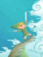 Wind Waker Tribute by H-Nuss