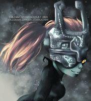 Midna by EvaLawliet