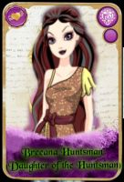 Ever After High: Breeana Huntsman by KariaHearts56789