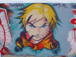 Naruto inspired Works 1A by NineTailsUzumaki