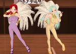 Magus Tale 3 Vegas Showgirls by quamp