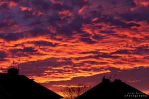 fire in the sky. by sam-hunt