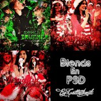 Blends en PSD' by CattaHappySmile