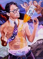 """Menace 2 Sobriety"" by davidmacdowell"