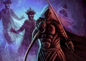 Two Steps From Hell - Drizzt do'urden by endave