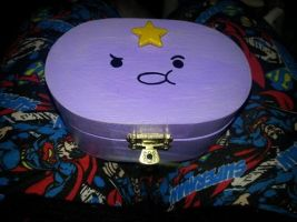 LSP ~ Lumpy Space Princess Box by lenneheartly
