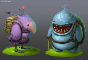 Monster by randis